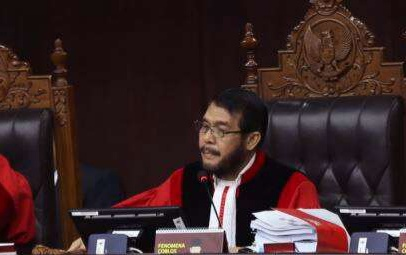 Gambar MK Putuskan Tolak Seluruh Gugatan Prabowo-Sandiaga