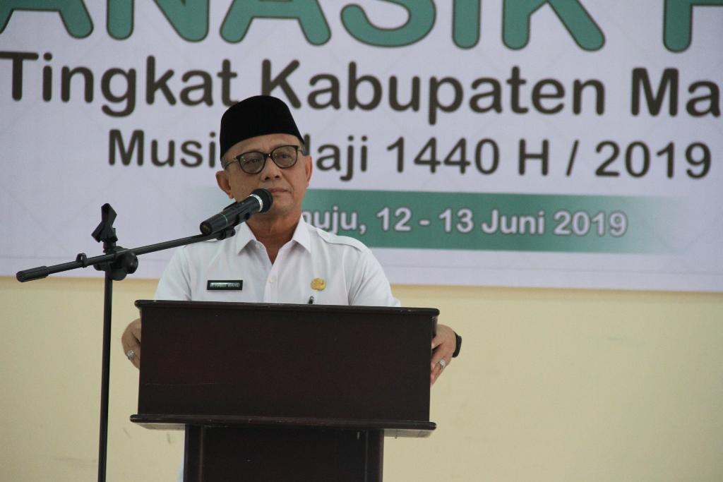 339 Calon Jemaah Haji Asal Mamuju Siap Diberangkatkan