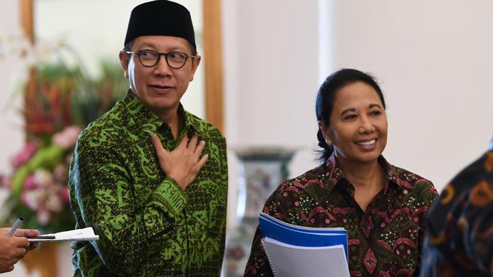 img PPP Tak Bakal Usulkan Lukman Hakim Jadi Menteri Jokowi Lagi