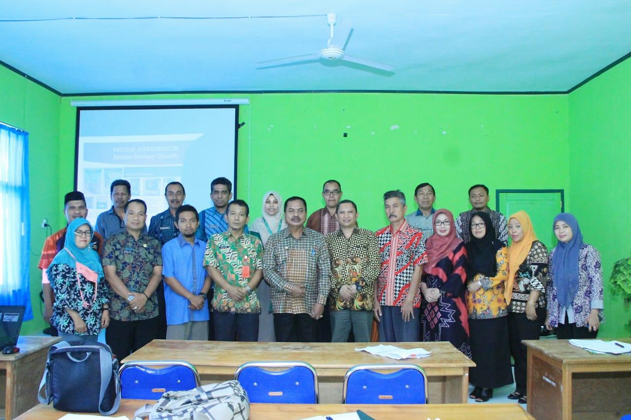 Gambar Bupati Fahmi Harap Ada Brand Lokal Majene
