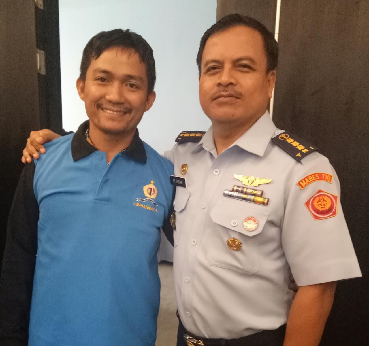Gambar GP Ansor Sulbar Apresiasi Pertemuan Jokowi dan Prabowo