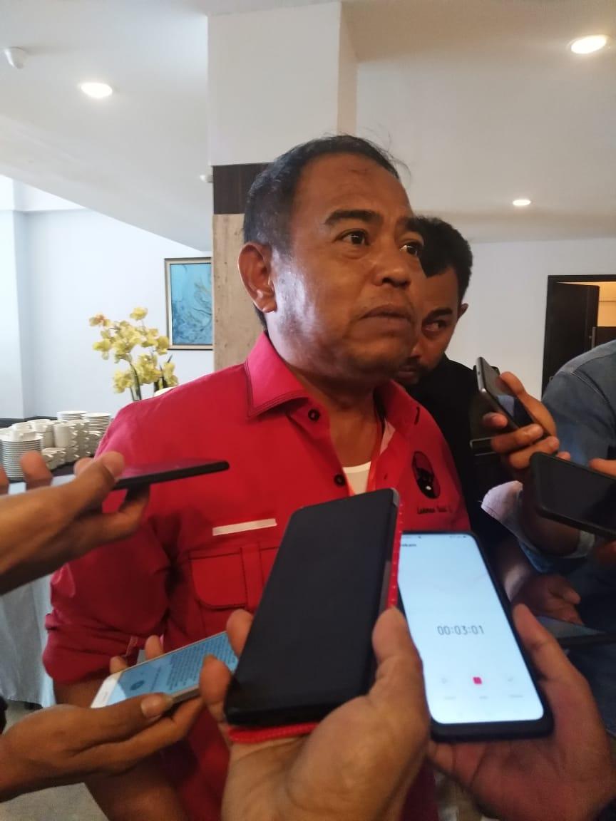 Gambar PDIP Majukan Agus Ambo Djiwa Calon Gubernur Sulbar