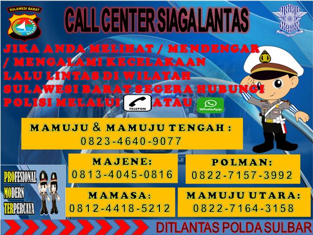 Gambar Anda Lihat Kecelakaan di Jalan, Hubungi Nomor ini, On Call 24 Jam