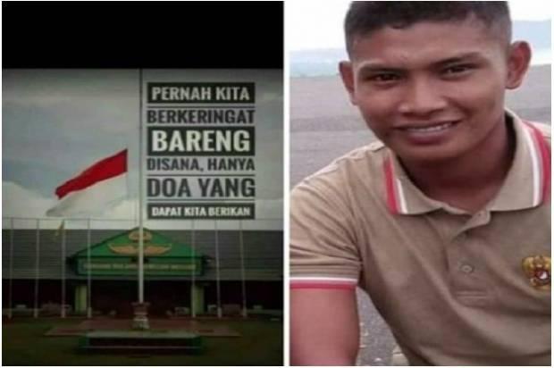 Seorang Prajurit TNI Gugur Ditembak Separatis Papua