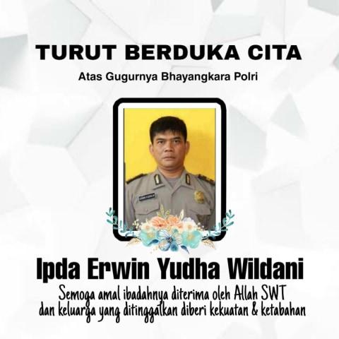 Polisi yang Terbakar saat Kawal Demo di Cianjur Meninggal Dunia