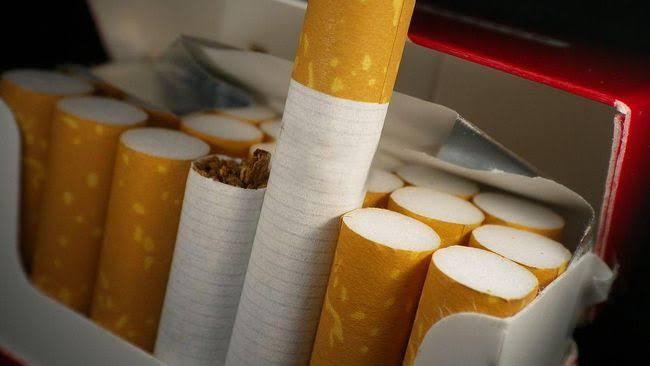 Gambar 2020, Harga Rokok Bakal Naik
