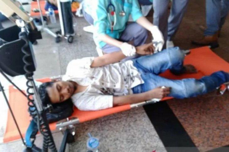 Gambar Polda Sulsel Tegaskan Oknum Polisi Penganiaya Wartawan ANTARA Diproses