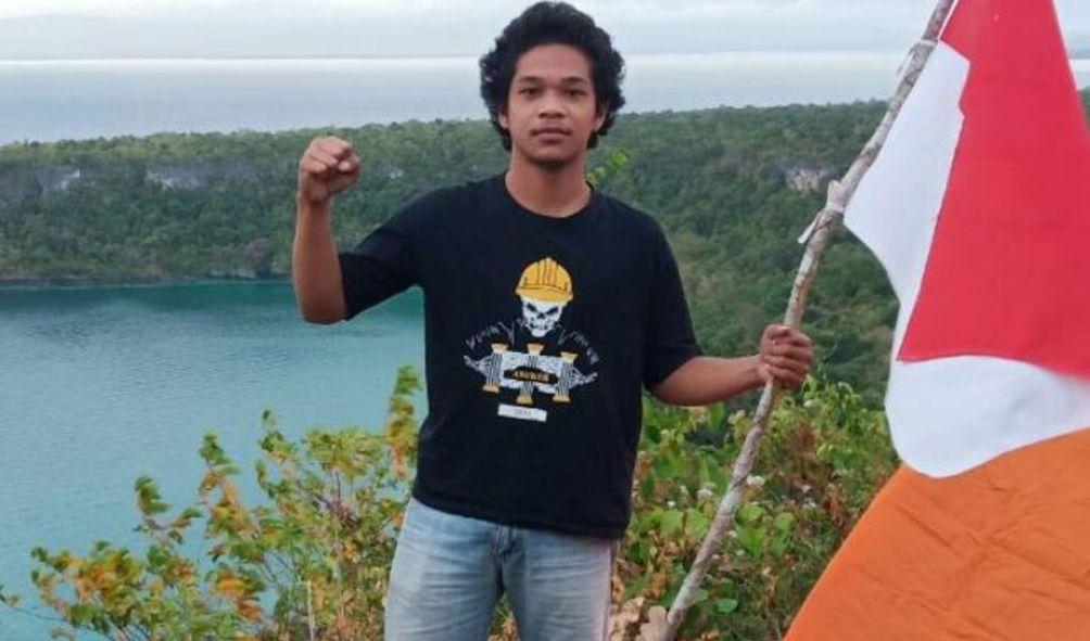 Gambar Mahasiswa UHO, Yusuf Kardawi Meninggal Dunia