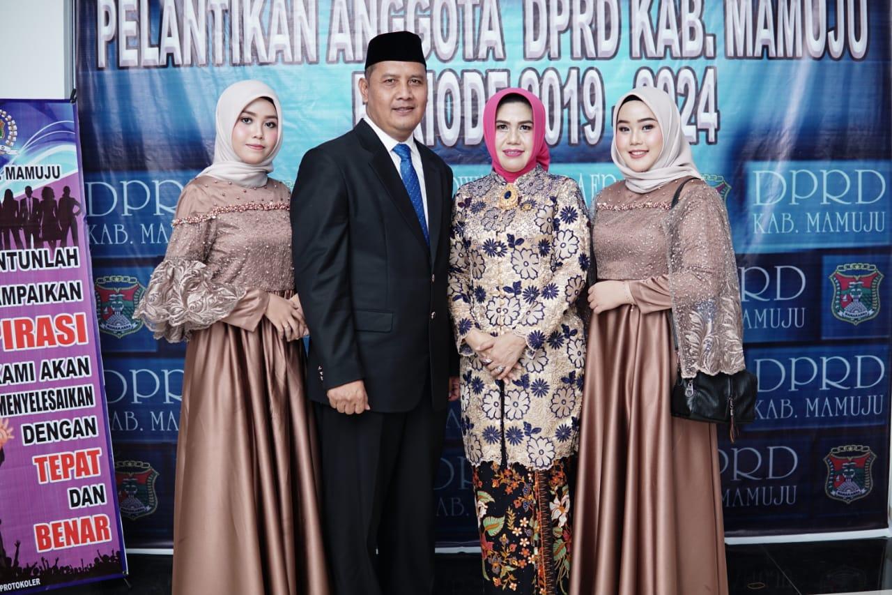 Pasangan Suami Istri Ini Dua Kali Terpilih Sebagai Legislator