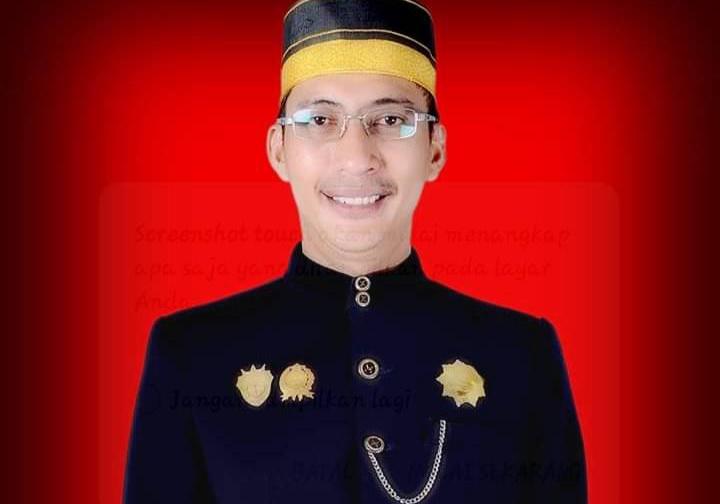 img Andi Irfan Sampaikan Permohonan Maaf Raja Binuang Tak Bisa Hadir di HUT Sulbar