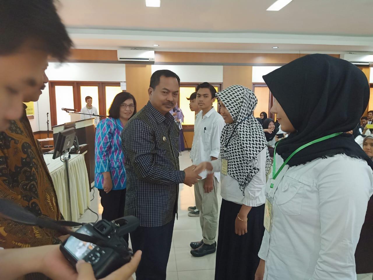 img Puluhan Pelaku Usaha Majene Ikut Diklat di BDI Makassar