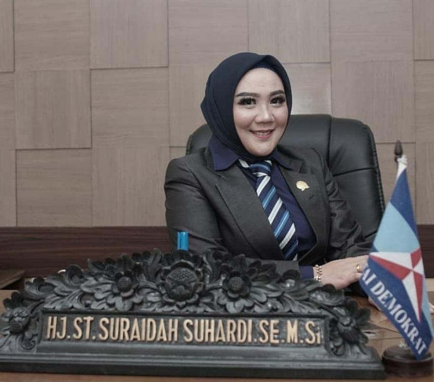 img Ketua DPRD Sulawesi Barat Ajak Masyarakat Mamuju Jaga Ketertiban