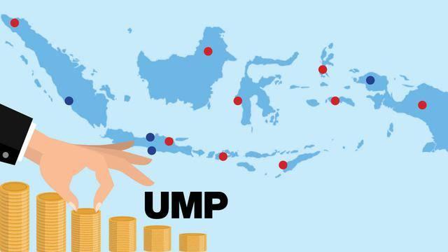 Gambar Daftar UMP 2020 di 34 Provinsi