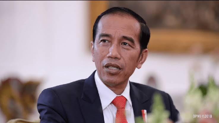 Gambar Jokowi: Banyak Polisi-Jaksa Peras Pengusaha, Saya Minta Dipecat
