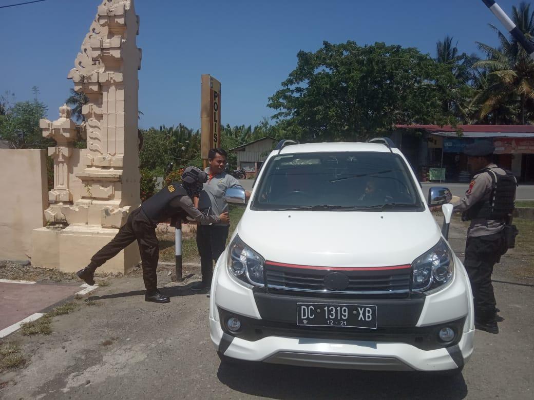 img Pasca Bom Bunuh Diri di Polrestabes Medan, Polres Matra Tingkatkan Pengawasan