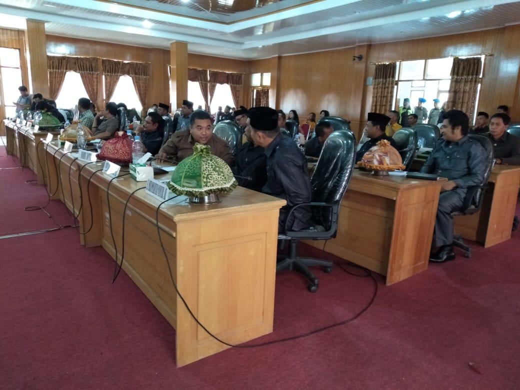 img RAPBD Mamasa Diterima Untuk Dibahas di DPRD