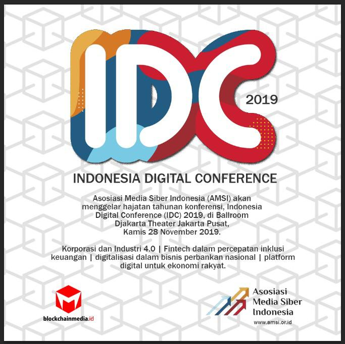 AMSI Gelar Indonesian Digital Conference 2019