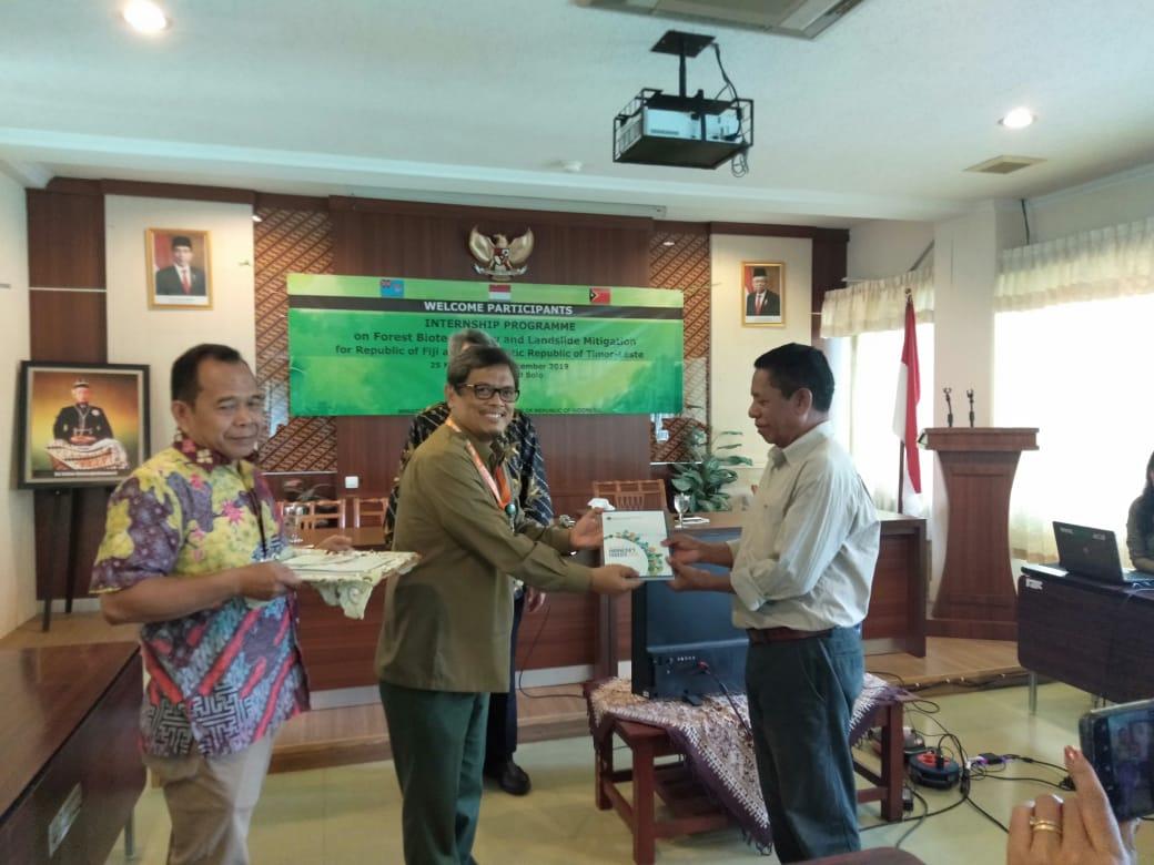 Indonesia Dukung Pengembangan Kapasitas Pegawai Kehutanan Fiji dan Timor Leste