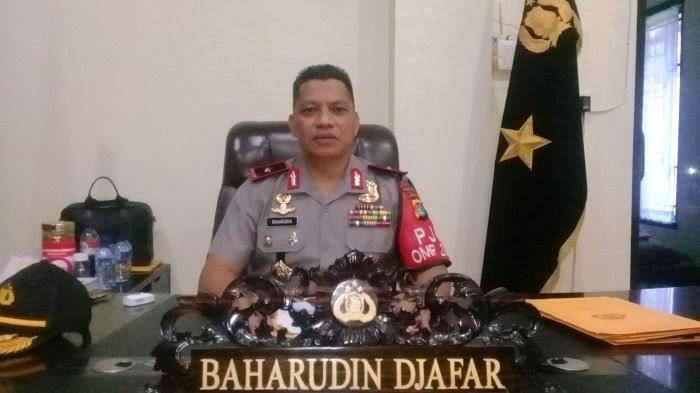 Gambar Kapolda Sulbar : Foto insiden di Polrestabes Medan Jangan Diblow up