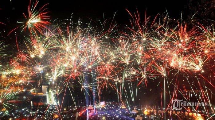 Gambar New Year Eve 2020, Tema ' Bollywood Night Party'