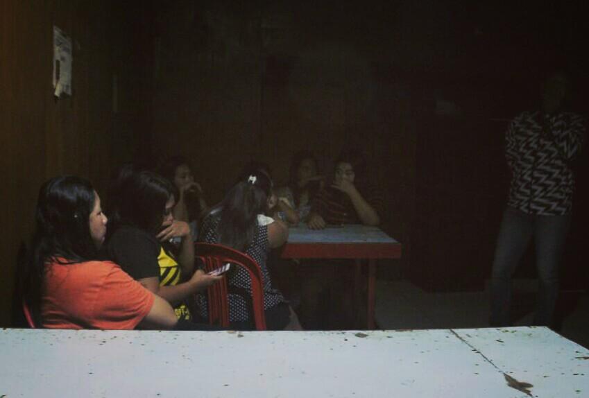 Di Mamasa, Polisi Jaring Waitress THM Tanpa KTP