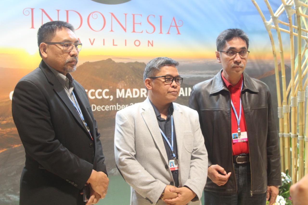 Gambar Indonesia Siap Berjuang pada Konferensi Perubahan Iklim Ke-25 (COP 25 UNFCCC) di Madrid, Spanyol