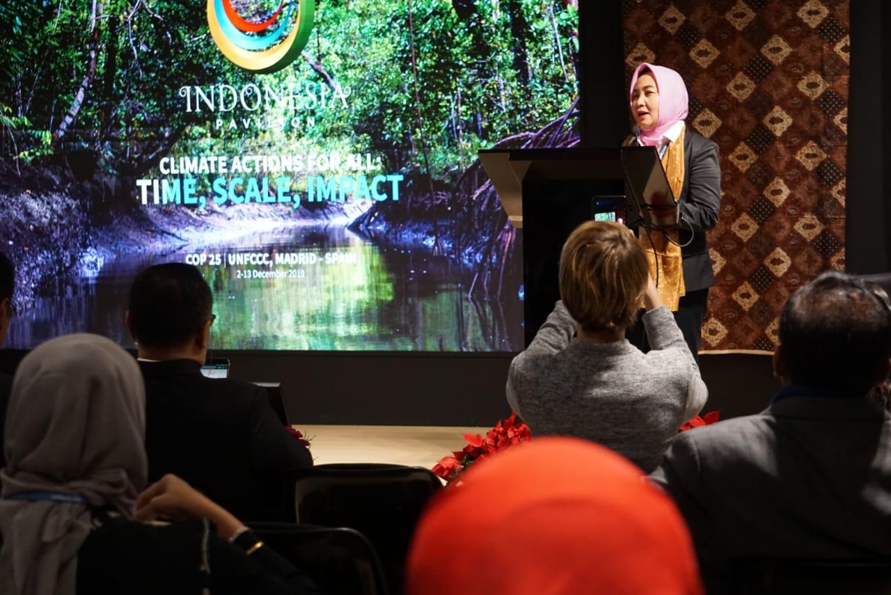 img Teknologi Indonesia Bantu Mitigasi dan Adaptasi Perubahan Iklim
