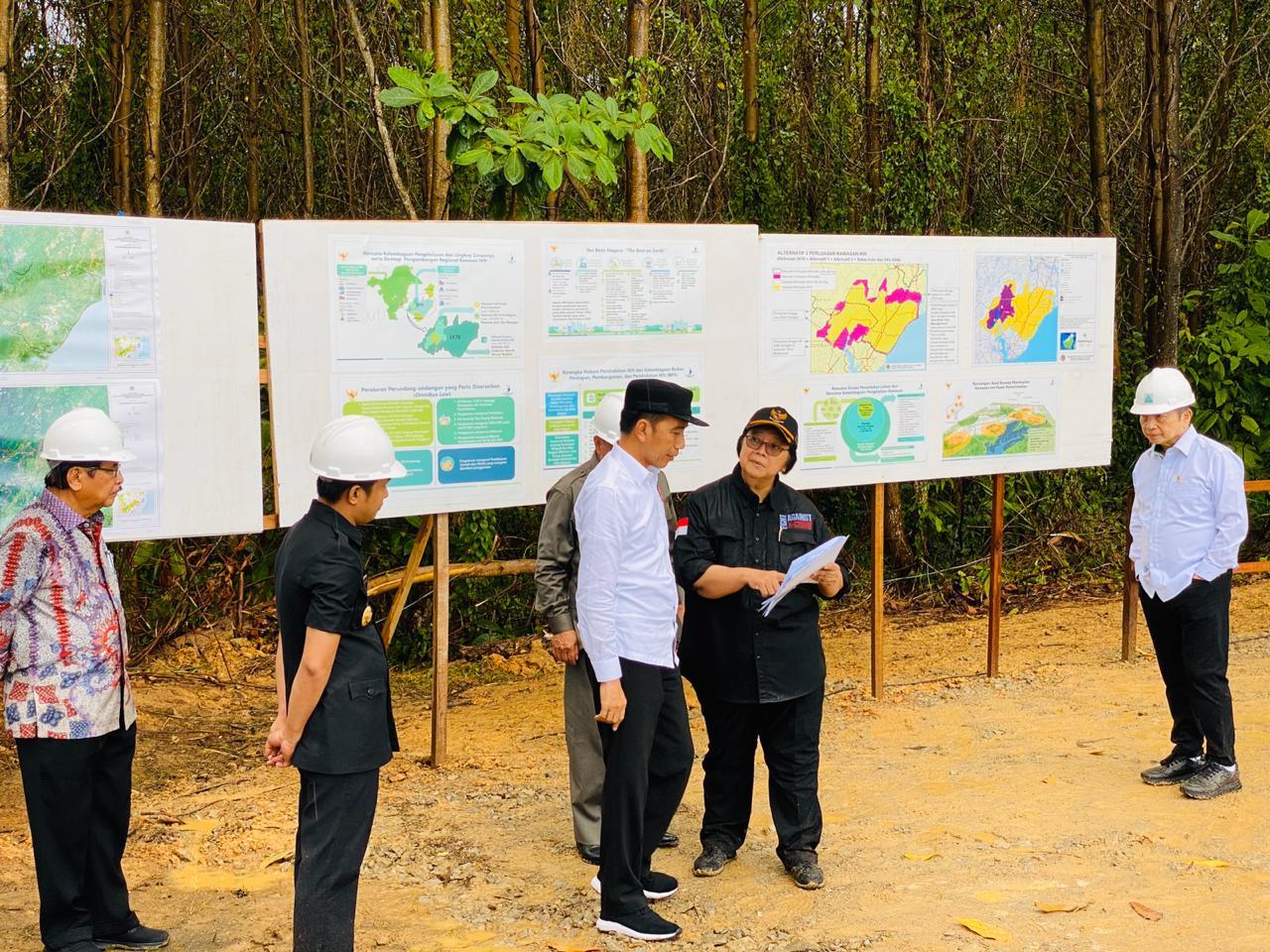 Menteri LHK: Ibu Kota Baru, Dibangun dengan Konsep Kota Cerdas dan Forest City