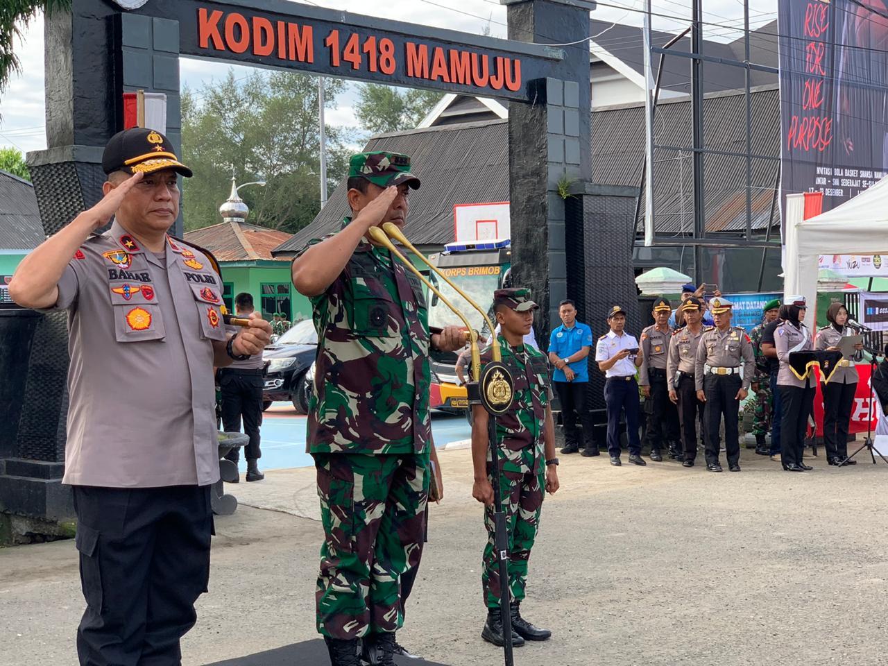 Sebanyak 191.807 Personel Pengamanan Gabungan Diterjunkan dalam Operasi Lilin Siamasei