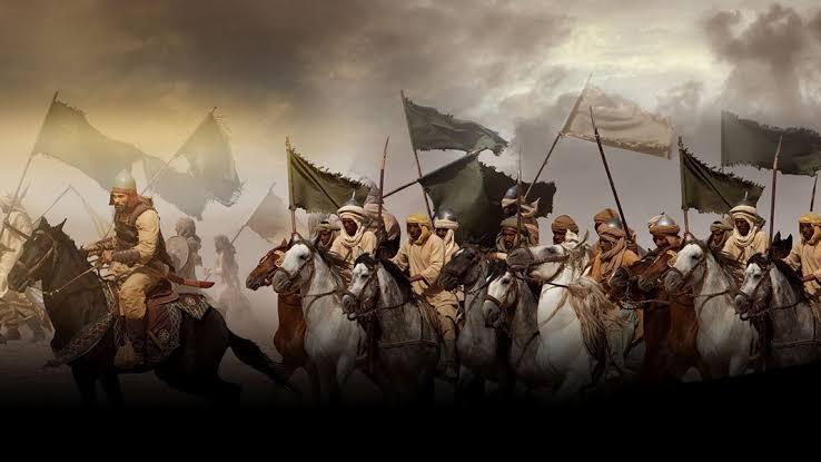 Gambar Ma'assalāma Sejarah Islam