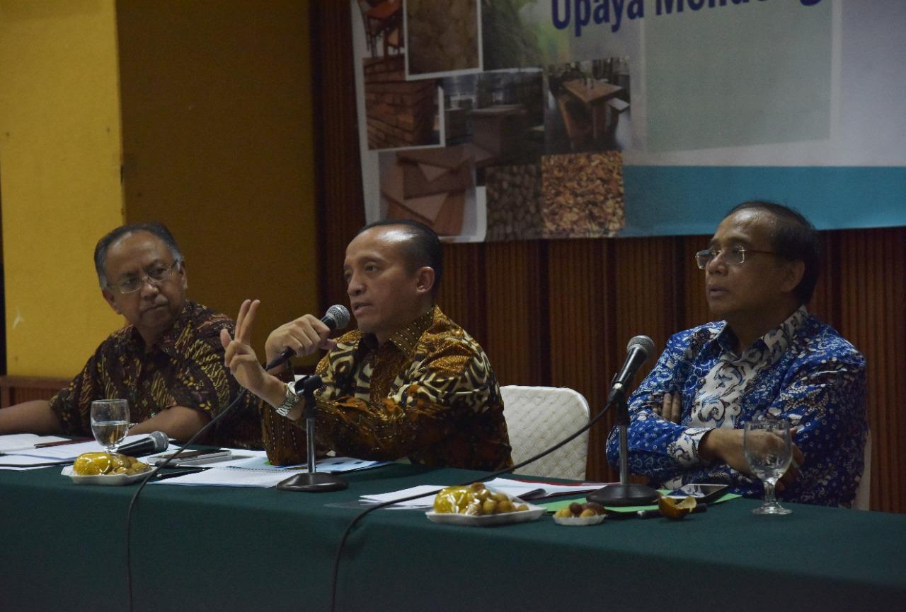 Ini Terobosan Pemerintah untuk Tingkatkan Investasi dan Produktivitas Hutan Produksi