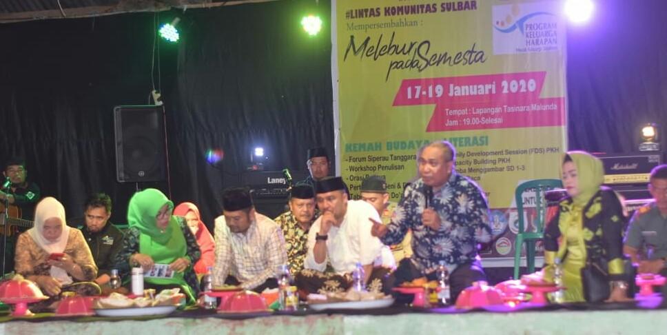 Gambar Jambore PKH dan Kemah Literasi Gandeng Berbagai Komunitas