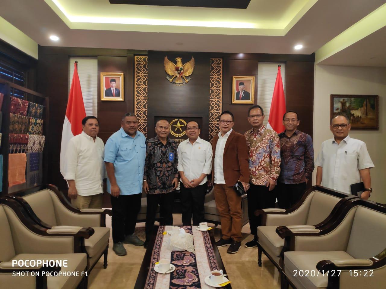 img Presiden Akan Hadiri Acara Puncak HPN 2020 di Banjarmasin