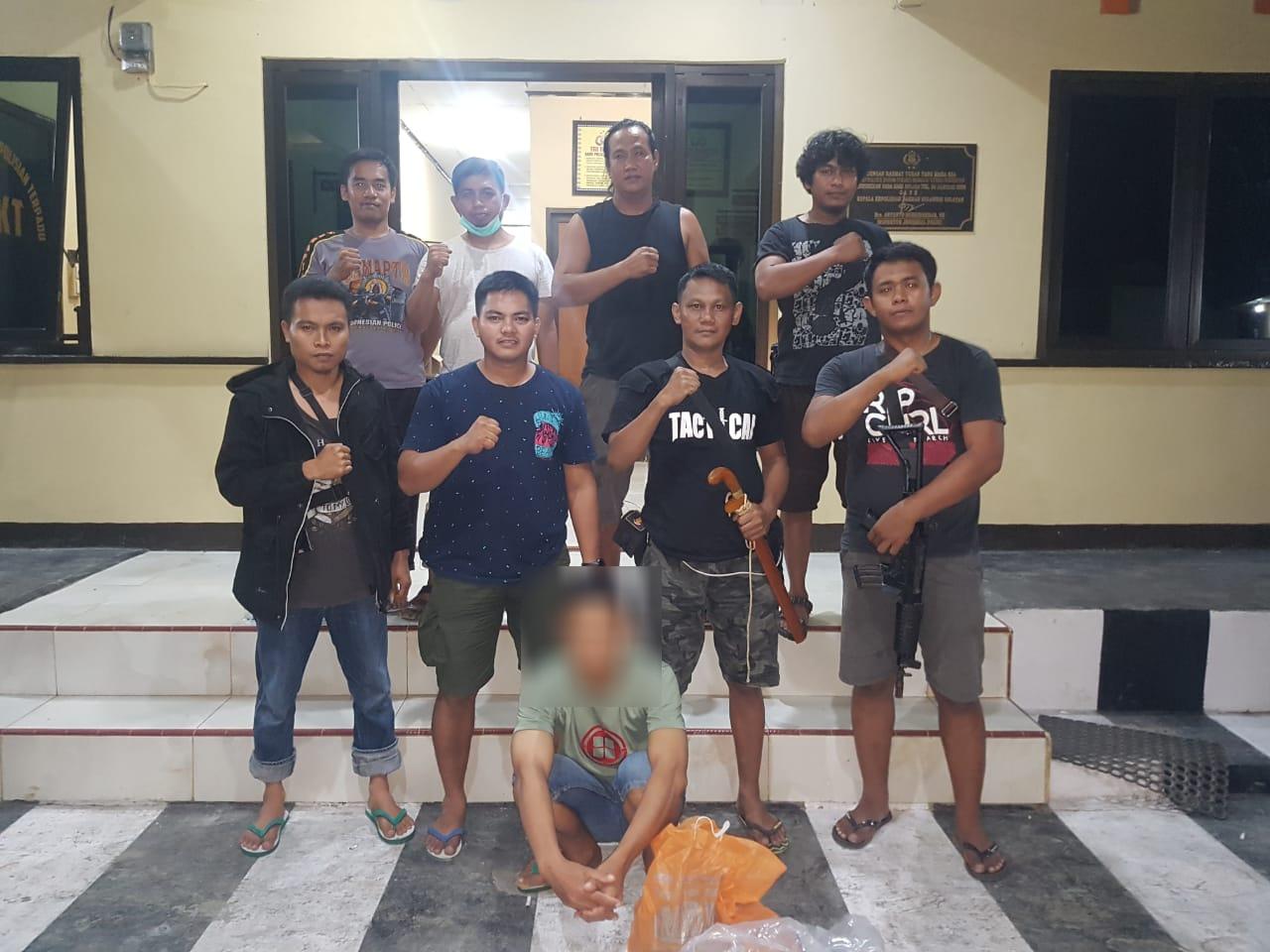 Gambar Polisi Dalami Motif pembunuhan di Desa Motu