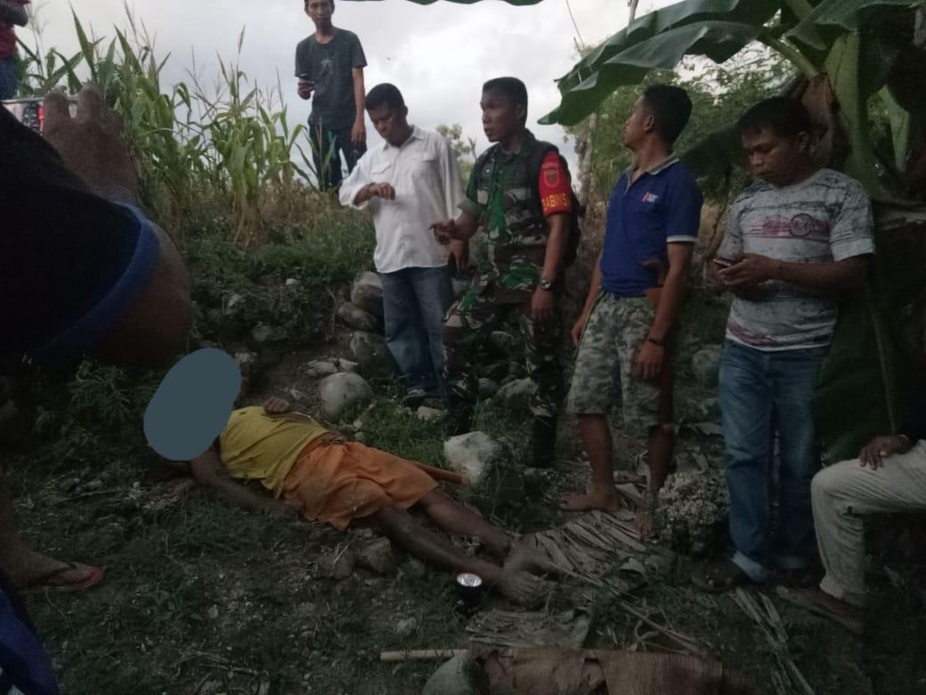 Gambar Seorang Warga di Majene Semalaman Izin Cari Jangkrik, Saat Ditemukan Sudah Jadi Mayat