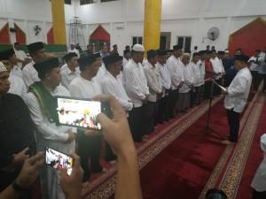 DMI Kalukku Dapat Tugas Ajak Ummat berbondong-bondong ke Masjid