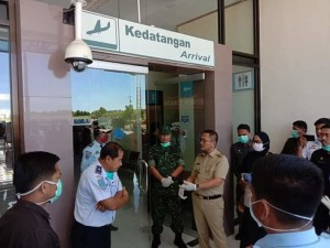 Cegah Corona, Wabup Ingatkan Otoritas Jasa Transportasi Perketat SOP
