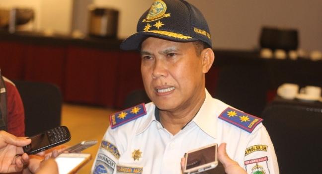 Pemprov Sulbar Batasi Angkutan Orang dari Daerah Terjangkit Covid-19
