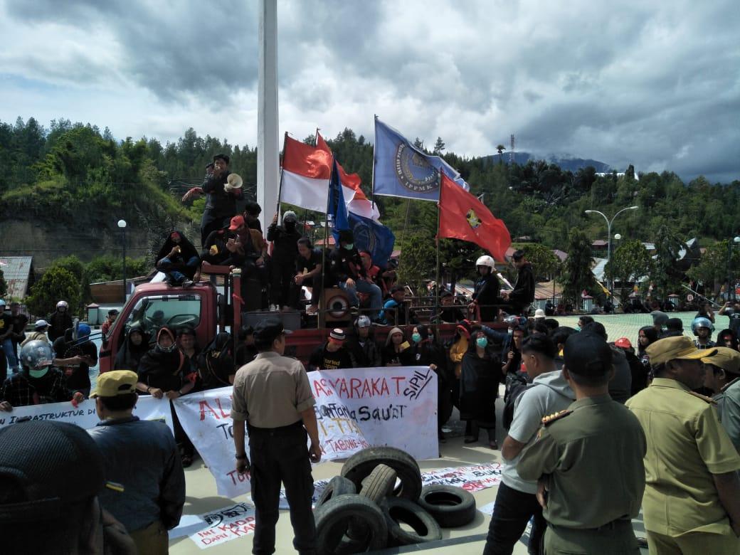 Masyarakat Tandalangngan Ancam Memisahkan Diri dari Kabupaten Mamasa