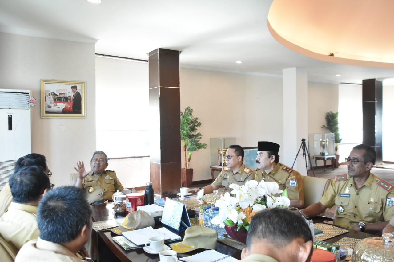 Gubernur Sulbar pun Serukan Antisipasi Covid-19, ASN Dilarang DL