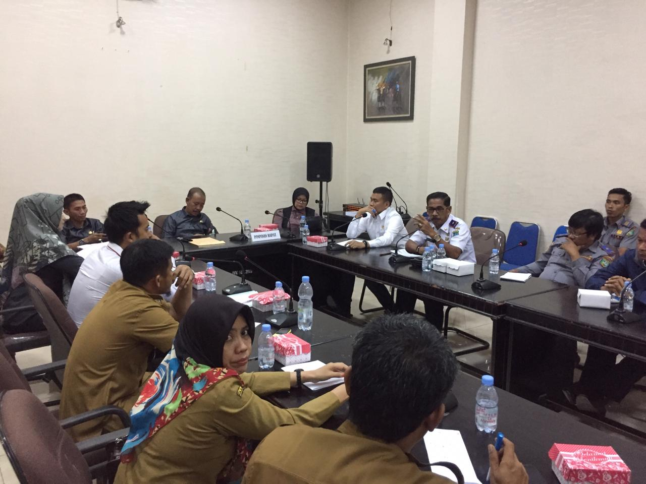 Gambar DPRD Pasangkayu Hearing Pemilik SPBU