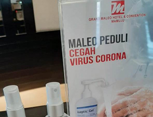 Ini Strategi Hotel Maleo Hadapi Pandemi Virus Covid 19