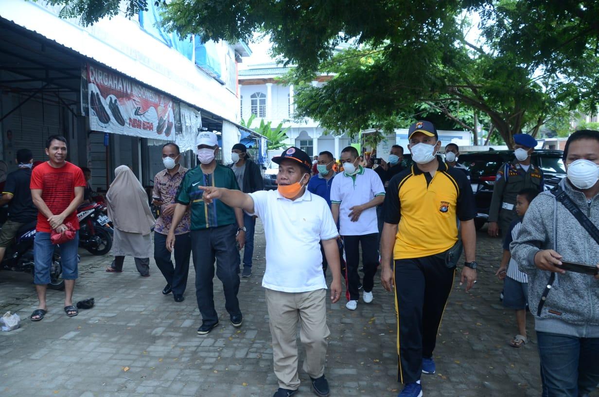 Gambar Wabup Akui Bahan Baku Disinfektan Terbatas di Majene
