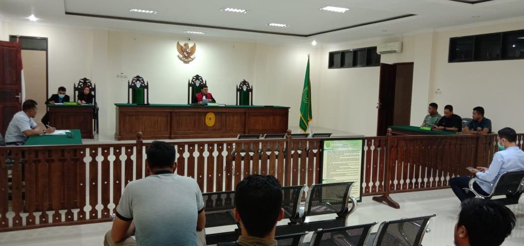 Gambar Praperadilan Oknum LSM Tipikor Ditolak Pengadilan