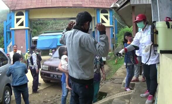 Hingga Hari Ini, Tercatat Sekitar 5.450 Warga Baru Masuk di Mamasa Melalui Jalur Messawa dan Tabang