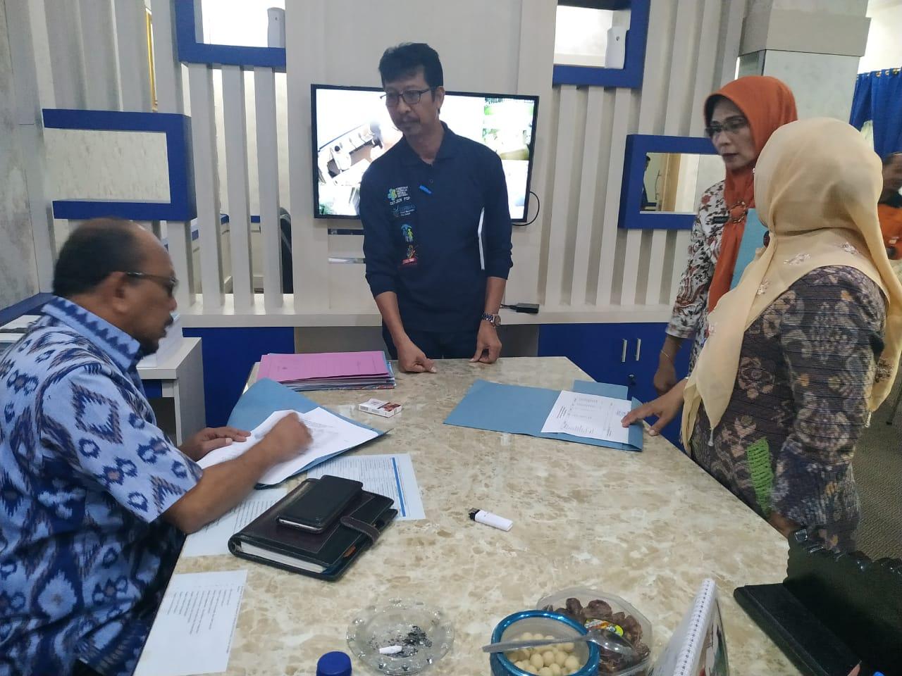 Gambar ASN Pemkab Mamuju Work From Home