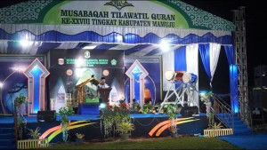 Bupati Janji Berangkatkan Umroh Qori Yang Juara Di Tingkat Provinsi