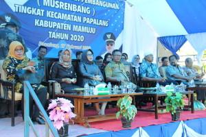 Di Musrenbang, Wakil Bupati Harap Prioritaskan Kebutuhan Desa