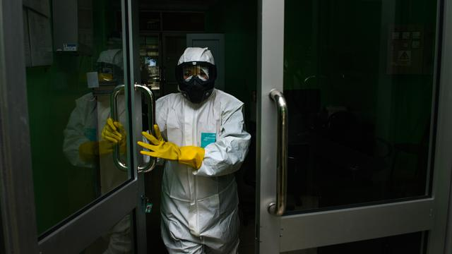 Gambar Luar Biasa, Sembilan Perawat RS Manakarra Putuskan untuk Isolasi Mandiri