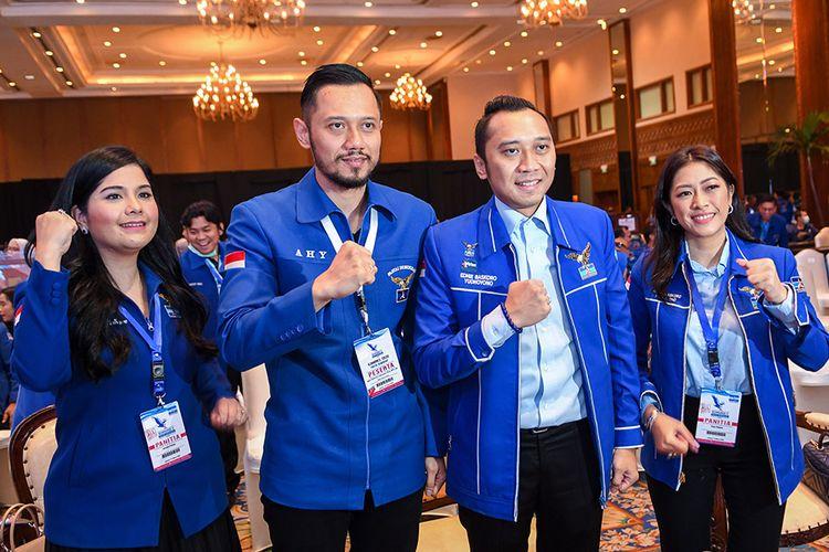 img AHY Umumkan Struktur Kepengurusan DPP Partai Demokrat 2020-2025